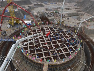 中广核签订湖南永顺县200MW风电项目开发框架协议
